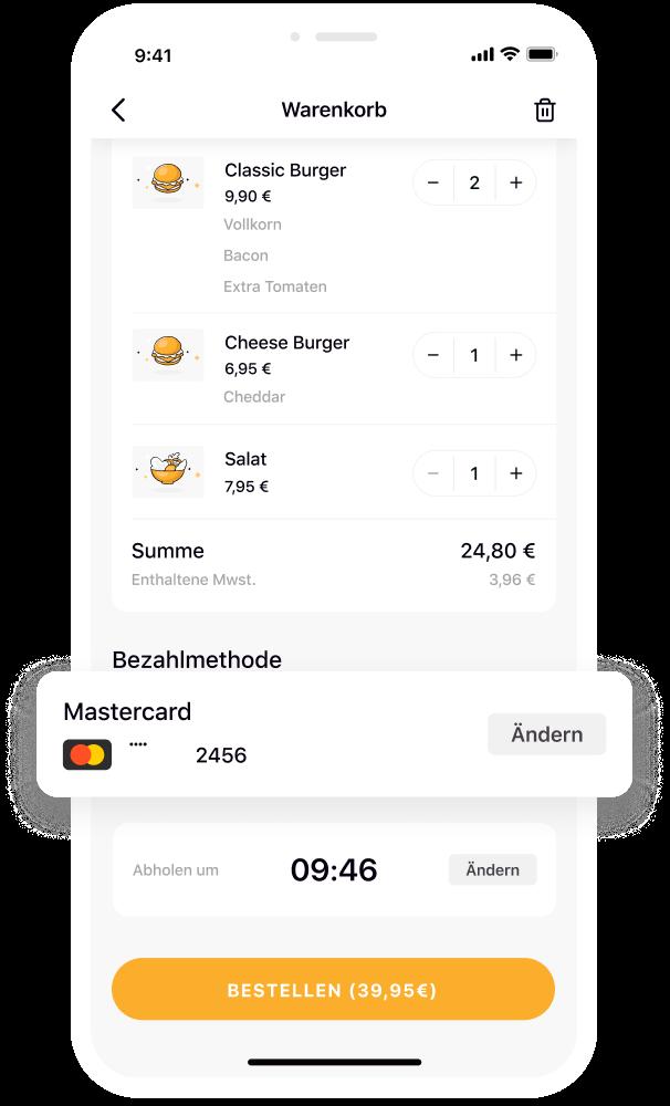 Deine Kunden bezahlen digital bei piq